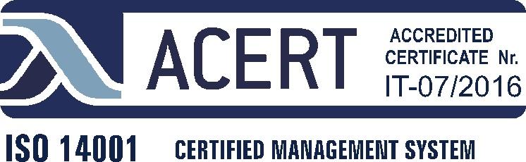 ISO 14001 Elettron Srl