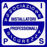 Logo AIPS (Associazione Installatori Professionali Sicurezza) Elettron Brescia