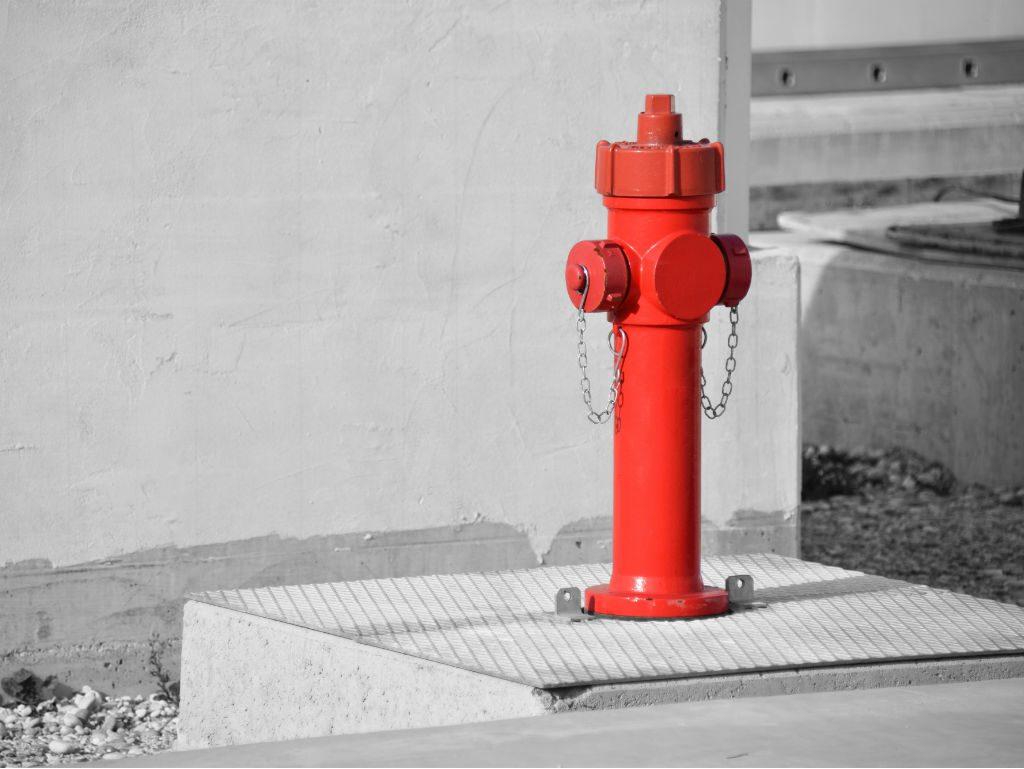 manutenzione idrante antincendio Brescia