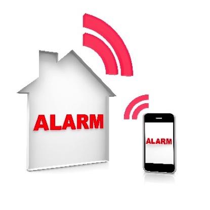 antifurto casa smartphone