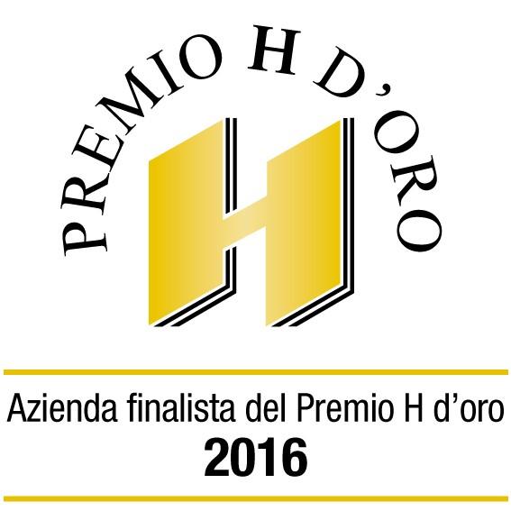 Elettron Premio H d'oro 2016