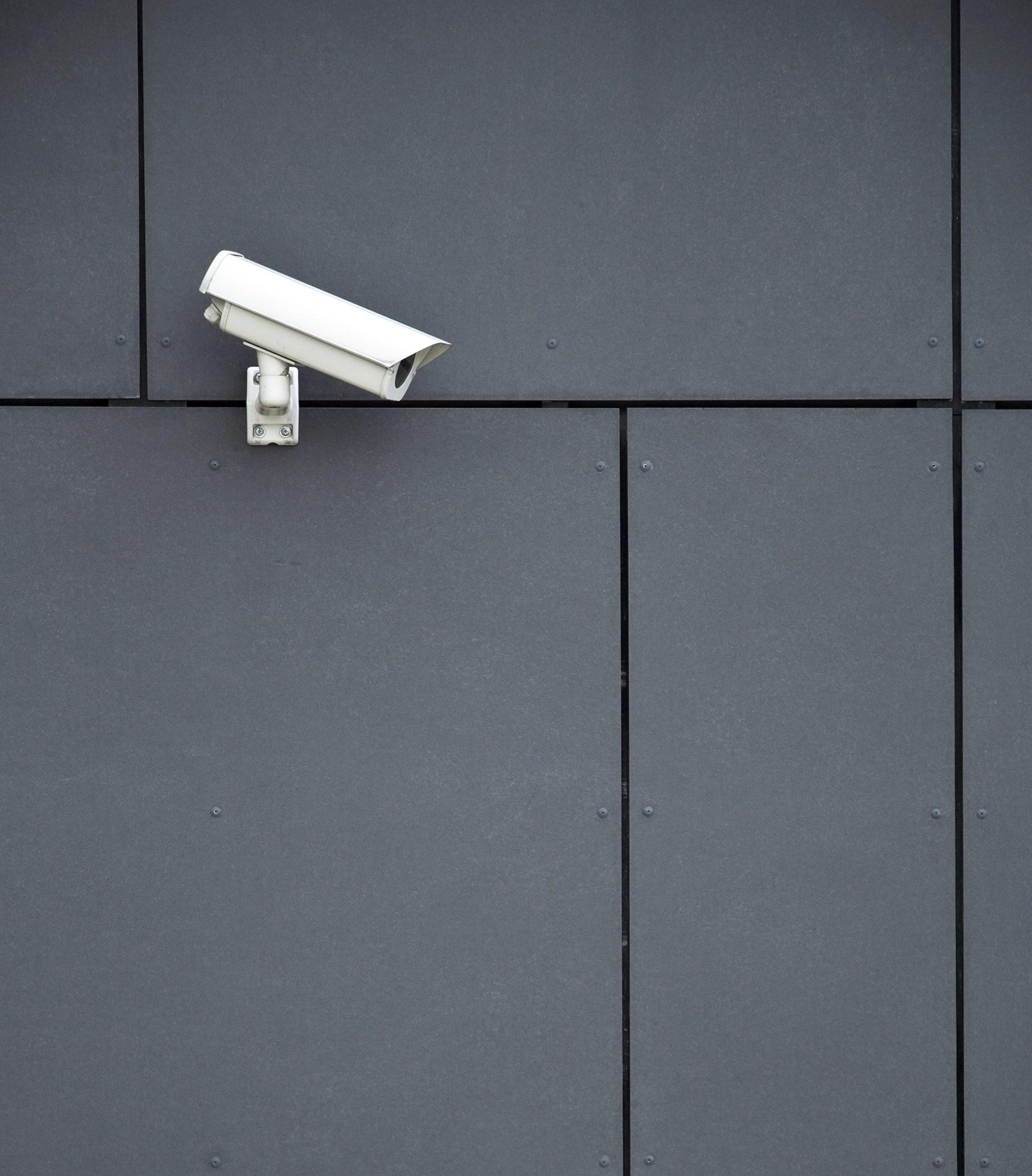 Telecamera bullet sicurezza