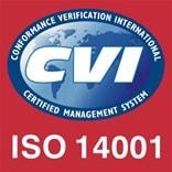Certificazione ISO 14001 Elettron Srl